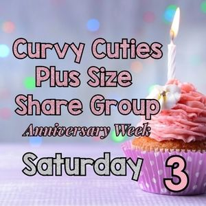 Tops - 2/16 PLUS SHARE GROUP: Curvy Cuties